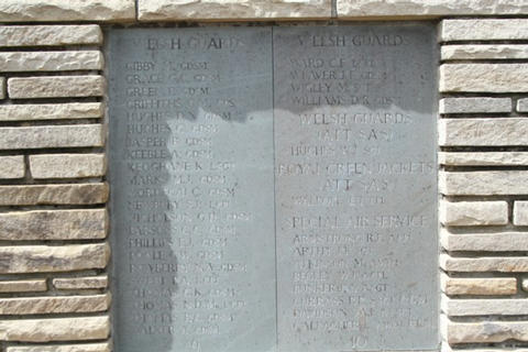 The Roll of Honour Plaque 5