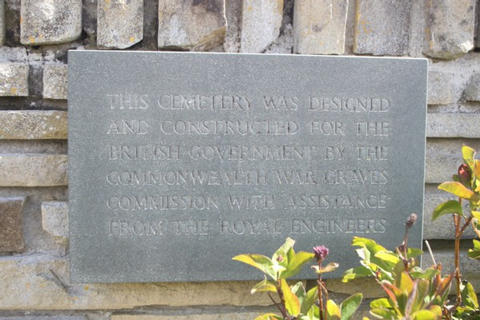 The Construction Plaque