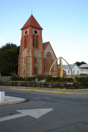 Christchurch Cathedral Port Stanley