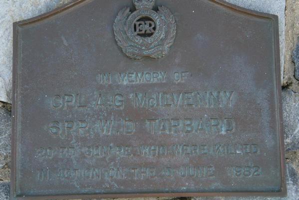 RE Memorial Plaque