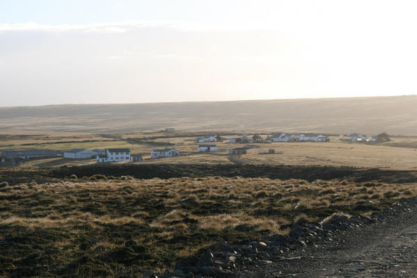 Fitzroy Settlement from the Memorials
