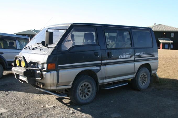 Mitsubishi Delica Chamonix