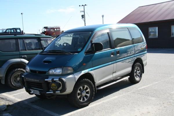 Mitsubishi Delica Jasper L400