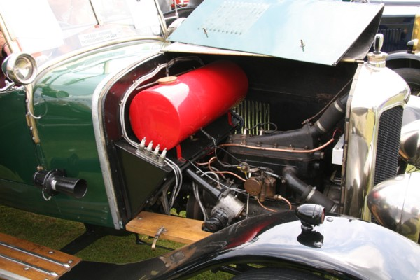 Riley engine