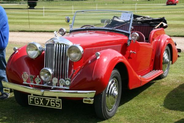 Sunbeam Talbot 10 Tourer