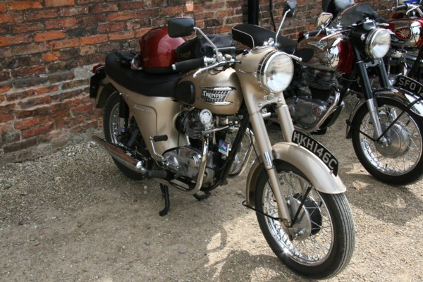 Triumph Twenty One  (350)
