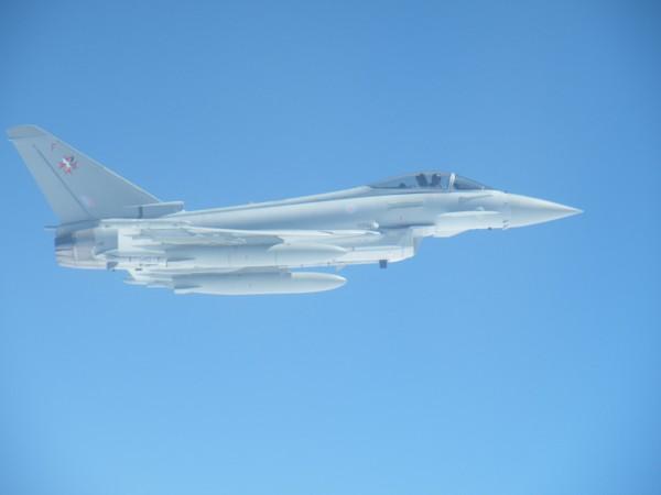Typhoon escort into MPA