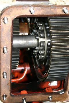 Block gears