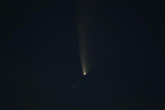 Comet Mcnaught C/2006 P1