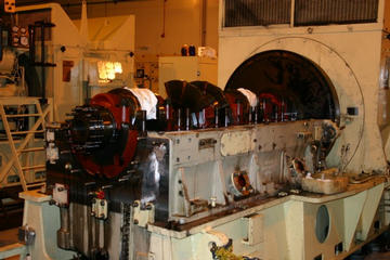 Flywheel ,Crank and Crankcase.