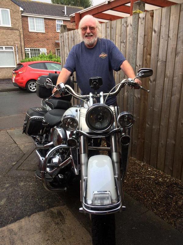 Harley Heritage Softail Classic