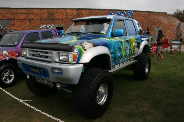 Toyota Hi-Lux