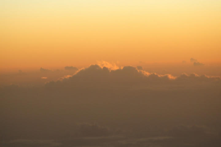 Sunrise at the Equator