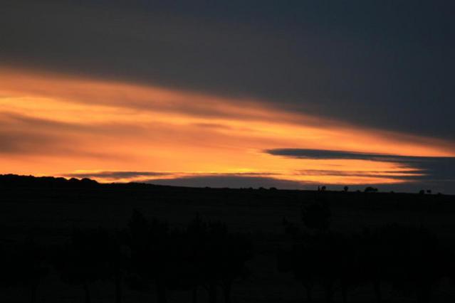 Sunset at MPA