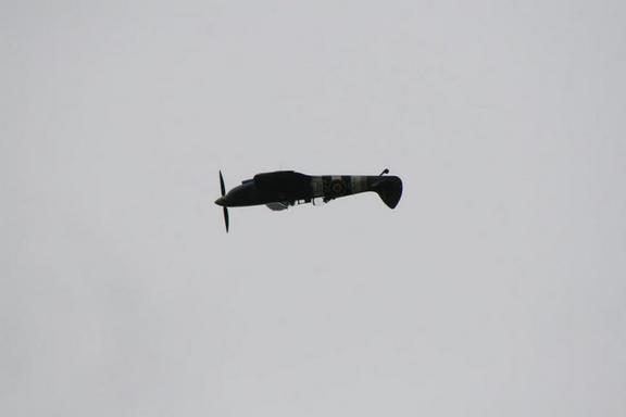 Spitfire Inverted