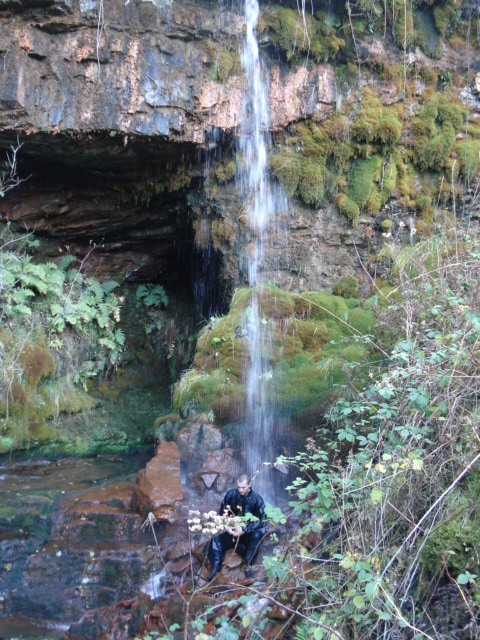 Big picture of the waterfall, Richard.