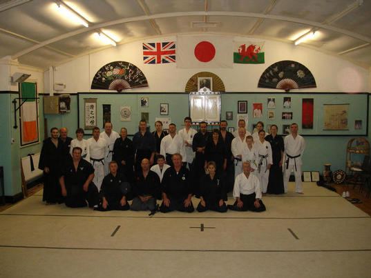 Wales Seminar, Nov &#145;06