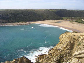 Barranco beach, near Ingrina (10km)