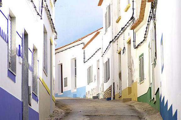 Salema's streets