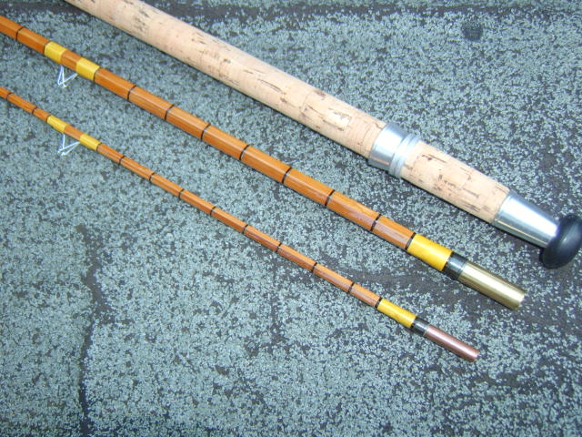 hardy rod repair