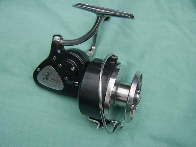 Hardy Exalta fixed spool reel, circa 1960,s