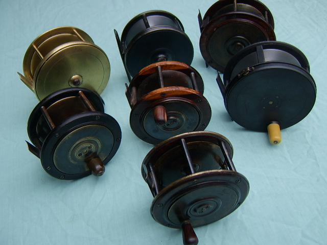 A mixed batch of restored reels for a client.
