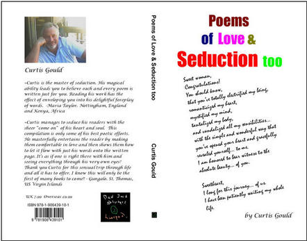 Covers of Poems of Love & Seduction too