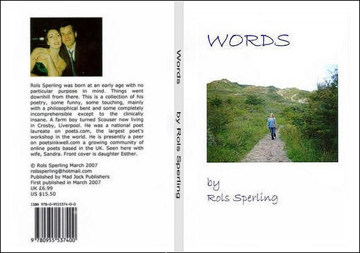 Front cover of Words
