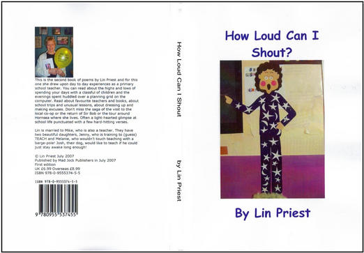 covers of How Loud Can I Shout?