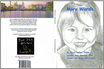 cover of more words