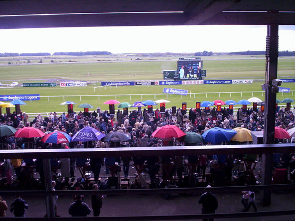 As always a strong betting market at the Curragh