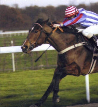 Play Up Pompey Wins at Kempton Park with Matthew Henry on board