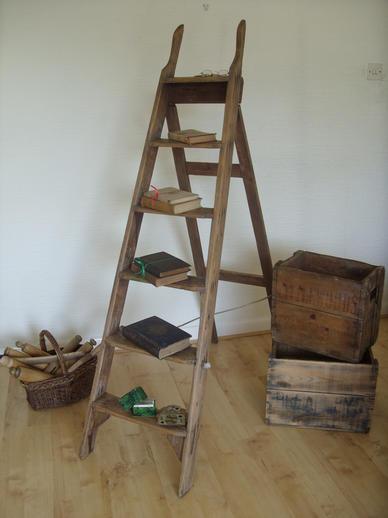 Vintage Step Ladders Amp Display Props