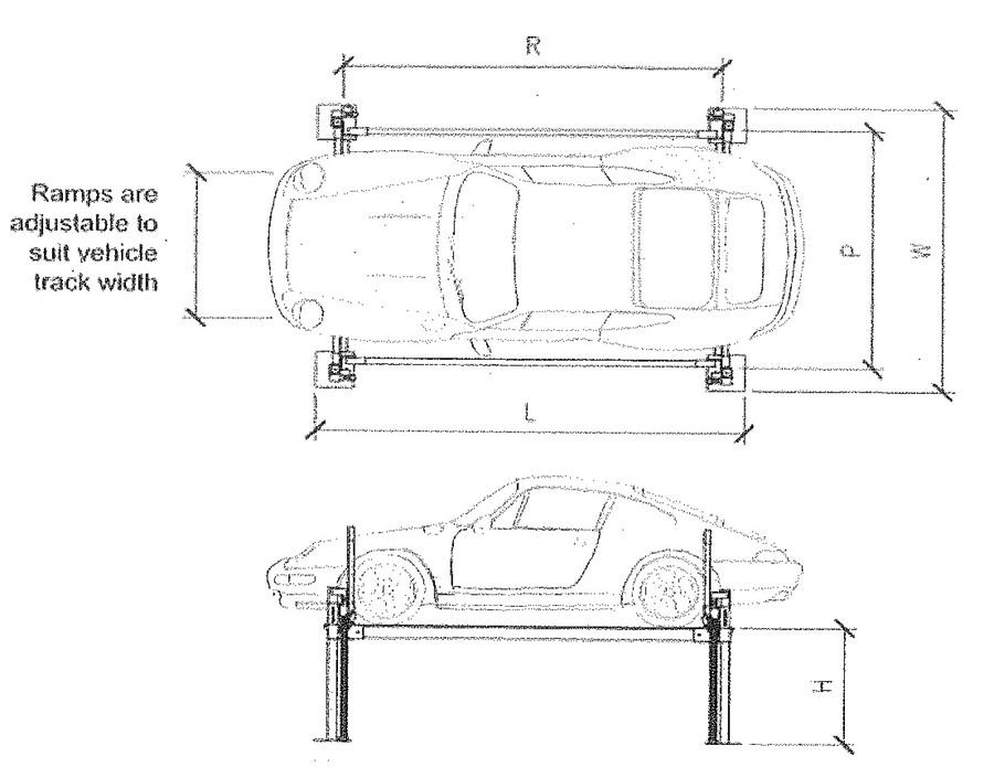 Hamer Dimensions Capacities