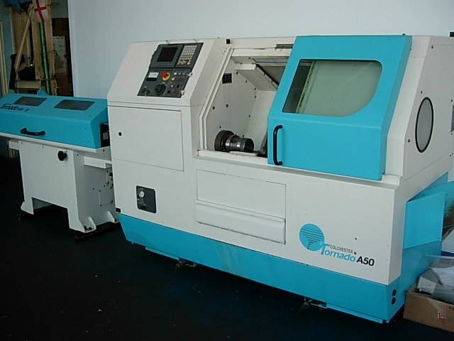 USED CNC LATHES AND TURNING CENTRES